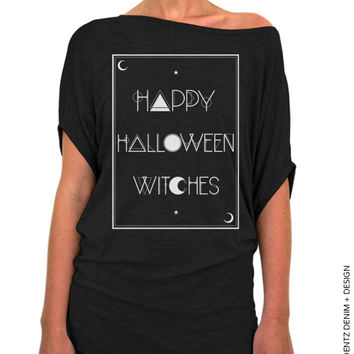 Tarot Witches – Off the Shoulder Slouchy Tee