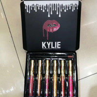 Kylie Gold 6pcs Suit