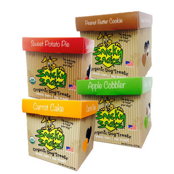 Snicky Snaks - Organic Dog Treats