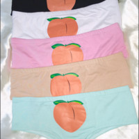 SWEET LORD O'MIGHTY! PEACHY BOOTY PANTY SET OF 5