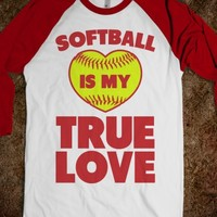 Softball is my True Love