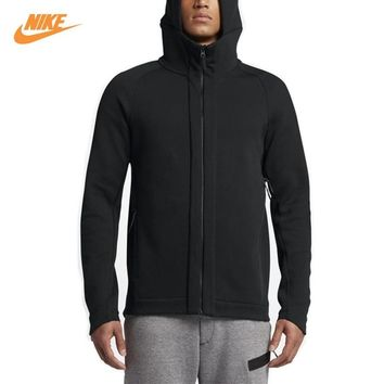 Nike Men's Jacket Spring New Tech Fleece Knit Jacket 832113-010