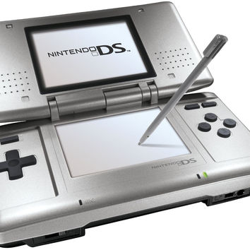 Platinum DS System - Nintendo DS (Pre-owned)