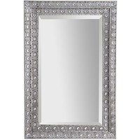 Luminous Metal Framed 24x36 Mirror
