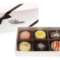 Cocktail Cake O's 6 Pack Assortment
