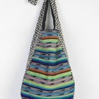 Ecote Tava Woven Hobo Bag - Urban Outfitters