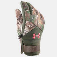 Women's UA Primer Camo Gloves