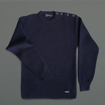 LABOUR AND WAIT | Marine Sweater