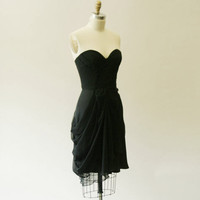 Saturday Night Dress by carolhannah on Etsy