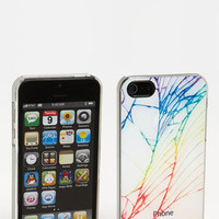 ZERO GRAVITY 'Cracked' iPhone 5 Case | Nordstrom