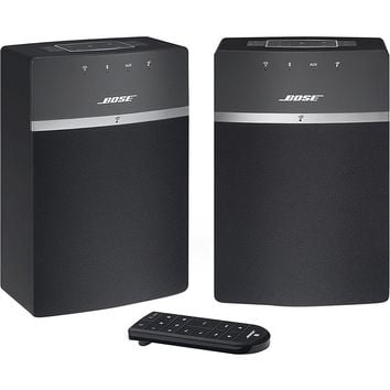 SoundTouch® 10 Twin Pack wireless music system