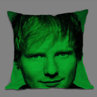 Ed Sheeran for Pillow cover by ExmozaDesign