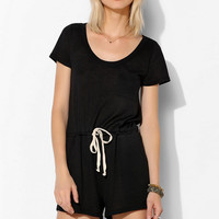 BDG Jersey Tee Shirt Romper - Urban Outfitters