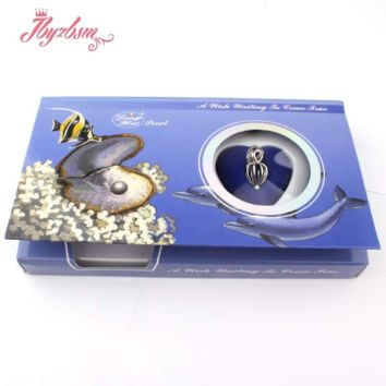 Oyster Pearl Jewelry Gift Set