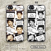 One Direction iPhone 5 Case,One Direction iPhone 5 5s 5c Hard Case & Rubber Case,cover skin case for iPhone 5/5s/5c case