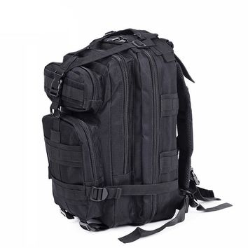 3P Waterproof Tactical Camouflage Military Backpack