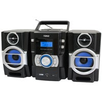 Naxa Portable MP3-CD Player with PLL FM Radio & USB Input