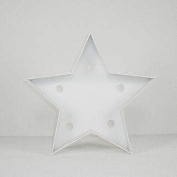 DIY Kit 12 Inch Marquee Star