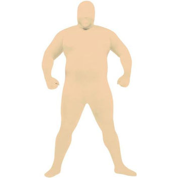 Costume Morphsuit: Adult Skin Suit (FW-65)   Nude