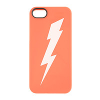 Glow-in-the-dark lightning bolt case for iPhone® 5 - tech accessories - Boy's accessories - J.Crew