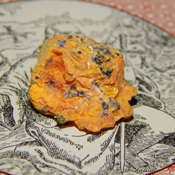 Genuine Rough ORPIMENT Specimen Stone - Raw Orpiment Gem - Healing Crystals - Metaphysical Crystals - Reiki - Chakra Stones - Gemstones