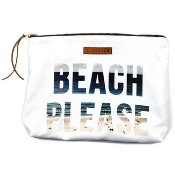 Pura Vida - Beach Please Clutch