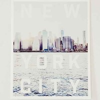 Arts District Printing Co. New York City Art Print- Grey One