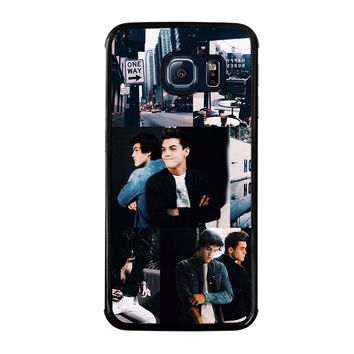 DOLAN TWINS 6 Samsung Galaxy S6 Edge Case