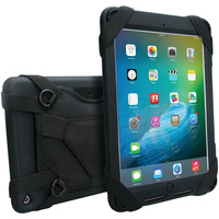 """Cta Digital Ipad Air And Ipad Air 2 And Ipad Pro 9.7"""" Security Carrying Case With Galvanized Steel Antitheft Cable"""