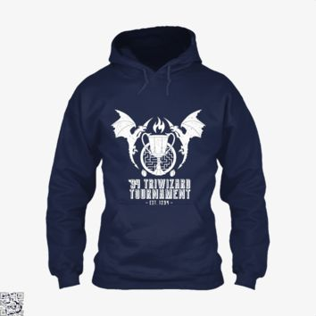 94 Triwizard Tournament, Harry Potter Hoodie