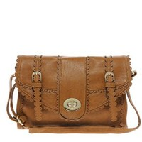 Oasis Scallop Satchel at asos.com
