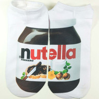 NUTELLA SOCKS