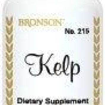 [Pack of 2] Bronson Kelp with Iodine, 100 Capsules Each