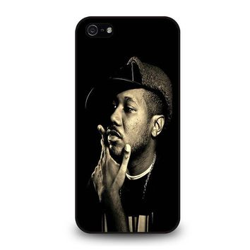 kendrick lamar iphone 5 5s se case cover  number 1