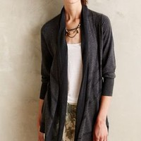 Charcoal Composition Cardigan by Angel of the North Dark Grey