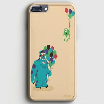 Monster Inc Baloon iPhone 7 Plus Case