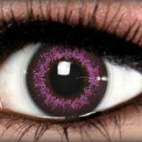 Cherry Violet - Cherry - Colored Contacts by ExtremeSFX