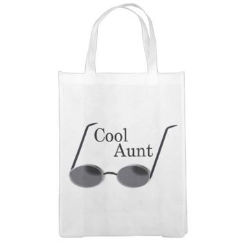 Cool Aunt Grocery Bag