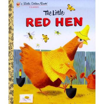 The Little Red Hen - Walmart.com