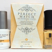 Lechat Perfect Match Gel Polish + Matching Nail Polish PMS226 Chamomile