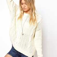 ASOS | ASOS Aran Sweater at ASOS