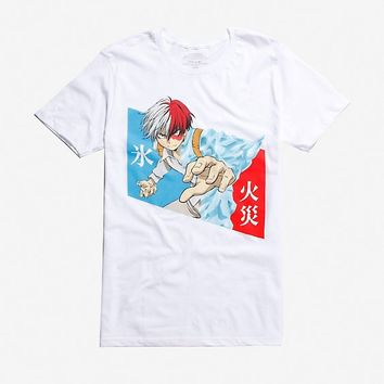 My Hero Academia Shoto Todoroki T-Shirt