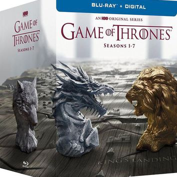 DCCKRQ5 Game of Thrones: The Complete Seasons 1-7 Digital