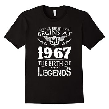 Life Begins At 50 1967 The Birth Of Legends