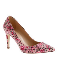 Everly Liberty Art Fabrics pumps - pumps & heels - Women's shoes - J.Crew