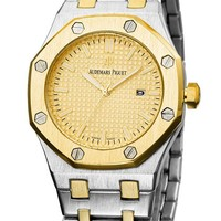 AP Audemars Piguet Fashion Men Watch L-PS-XSDZBSH Silver