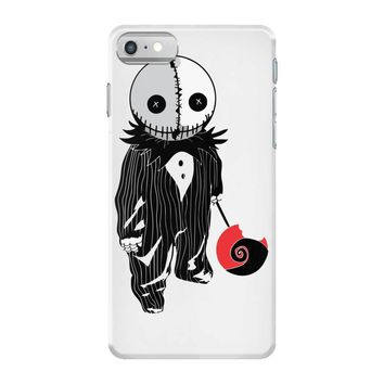 creepy doll trick or treat iPhone 7 Case