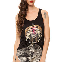 Two Face Racerback Tank - Mint