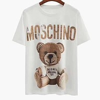Moschino Men Fashion Casual Short Sleeve