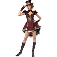 Teen Girls Steampunk Costume